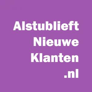 AlstublieftNieuweKlanten.nl